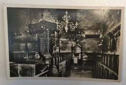 AK  JUDAICA  SYNAGOGUE  PRAHA  PRAG - Judaisme