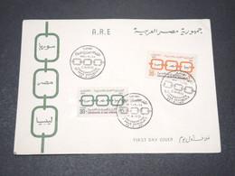 EGYPTE - Enveloppe FDC En 1971 - L 15342 - Égypte
