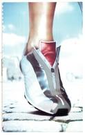 Filatelistische Dienst SERVICE PHILATELIQUE Voorgefrankeerde Kaart Shoe Running Lopen Sport Ateletiek Post Entier TSC - Stamped Stationery