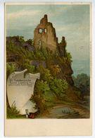 Die Habsburgische Ruine Limburg - Limburg