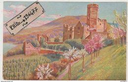 Lahneck - Cpa / Château. - Lahnstein