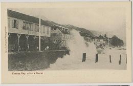 Dominica Roseau Bay After A Storm E. Pinard Phot. - Dominique