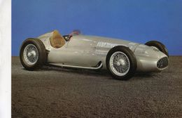 Mercedes W154 Grand Prix  -  1938  -  CPM - Grand Prix / F1