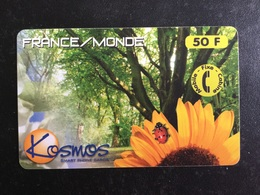 CARTE PREPAYEE KOSMOS - Prepaid Cards: Other