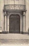 ANVERS-ANTWERPEN - Porte D'Entrée De L'Hôtel Osterrieth - Place De Meir - Antwerpen