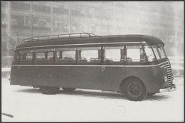 Fiat 626 RNL Autobus - Bus Story Postcard - Buses & Coaches