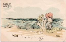 Carte Postale Signé Raphael KIRCHNER - Kirchner, Raphael