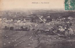 51. TREPAIL. CPA . RARETÉ. VUE GÉNÉRALE. ANNEE 1914. - France