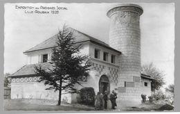 Nord LILLE ROUBAIX Exposition Du Progrès Social Lille Roubaix 1939 Pavillon De La Marne - Lille
