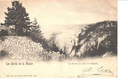 Andenne - CPA - Les Bords De La Meuse - La Meuse En Aval De Samson - Andenne