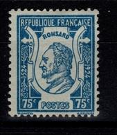YV 209 N* Ronsard Cote 2,30 Eur - France