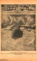 Wie Ein Schiff Sein Gleichgewicht Verliert /Druck,entnommen Aus Zeitschrift /Datum Unbekannt - Books, Magazines, Comics