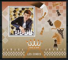 Madagascar 2017 MNH Chess Magnus Carlsen 1v S/S Games Sports Stamps - Chess