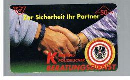 AUSTRIA - TELEKOM AUSTRIA L&G - 1996 CRIMINAL POLICE SECURITY   -     USED - RIF. 10275 - Oostenrijk