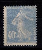 Semeuse YV 237 N* Cote 1,55 Eur - France