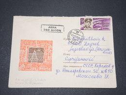 U.R.S.S. - Enveloppe Pour La Tchécoslovaquie En 1957 - L 15389 - 1923-1991 URSS