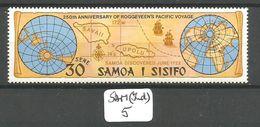 SAM(IND) YT 304 * - Samoa