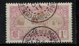 COTE DES SOMALIS     N°  YVERT   67     OBLITERE       ( O   3/02 ) - Oblitérés
