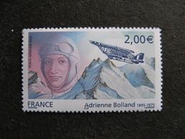 D). TB PA N° 68, Avion Allant Heurter La Montagne, Neuf XX. - 1960-.... Neufs