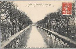 Meurthe Et Moselle TOUL Canal De La Marne Au Rhin - Toul