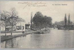 Meurthe Et Moselle TOUL La Gare Du Canal - Toul