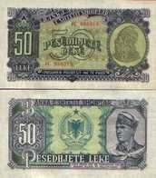 Albanie - Albania 50 LEKE 1957 - Pick 29 NEUF- UNC - Albanie