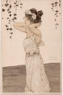 Carte Postale Signée Raphael KIRCHNER - Kirchner, Raphael