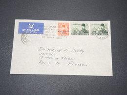 EGYPTE - Enveloppe Pour La France - L 15406 - Egypt