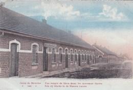 Camp De Beverloo, Camp Van Beverloo, Een Rij Blocks In De Nieuwe Carrés (pk45228) - Leopoldsburg (Kamp Van Beverloo)
