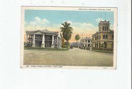 CRISTOBAL (PANAMA) 30 UNA CALLE ZONA DEL CANAL - Panama