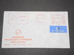 GRANDE BRETAGNE - Oblitération Du Symposium Européen Espace De Londres En 1961 - L 15419 - Marcofilie