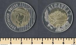 Alcatraz Island 1 Dollar 2013 - Monnaies