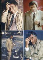 Lot De 10 Cartes - Serie Columbo - Peter Falk - Séries TV