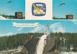 SKI Février 1966 En NORVEGE - Cartes Postales