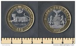 Biafra 25 Pounds 2012 - Biafra