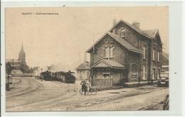 Rumpst - Stoomtrams -Statie Buurspoorweg - Rumst
