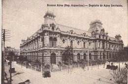 ARGENTINA Argentine - BUENOS AIRES  : Deposito De Agua Corriente - CPA - SUDAMERICA South America - Argentine