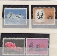 CP 65 - SAMOA - 228/231 ** (MNH) De 1968 - BOUGAINVILLE - L' ETOILE Et La BOUDEUSE. - Samoa