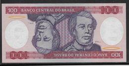 Brésil - 100 Cruzeiros - Pick N°198 - Neuf - Brésil