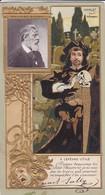 CHROMO---LEFEVRE-UTILE--MOUNET SULLY--( Hamlet Acte V --les Fossoyeurs )-voir 2 Scans - Lu
