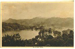 SRI LANKA - CEYLON - CARTOLINA  - MIST IN KANDY - NON VIAGGIATA - Sri Lanka (Ceylon)