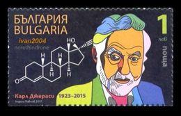 Bulgaria 2017 Mih. 5318 Chemist Carl Djerassi MNH ** - Bulgarie