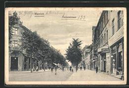AK Marxloh, Blick In Die Provinzialstrasse - Deutschland