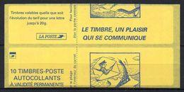 Luquet Carnet 3085a-C3 - Variété 'Découpe Couverture à Cheval' - Usage Courant