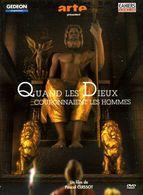 Quand Les Dieux Couronnaient Les Hommes Par Cuissot (Dvd) - Documentary