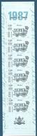 France Frankrijk 1987 Yvertn° Carnet   BC 2469A *** MNH Cote 8 Euro - Carnets
