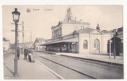 Lier: La Station. (Erster Weltkrieg, 1915) - Lier