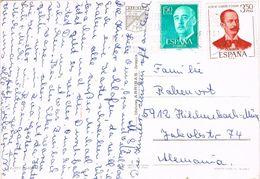 28015. Postal MADRID 1971. Viasta Varias PLASENCIA (Caceres) - 1931-Hoy: 2ª República - ... Juan Carlos I