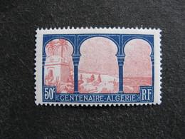 A). TB N° 263, Neuf XX. - France