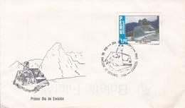 PERU. DIA DEL TURISMO. FDC.-TBE-BLEUP - Peru